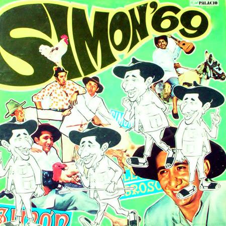 Simón 69 (Simón Díaz con Hugo Blanco y su conjunto) [1968]