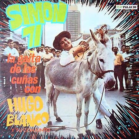 Simón 71 (Simón Díaz con Hugo Blanco y su conjunto) [1970]