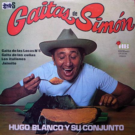 Las Gaitas de Simón (Simón Díaz con Hugo Blanco y su conjunto) [1977]