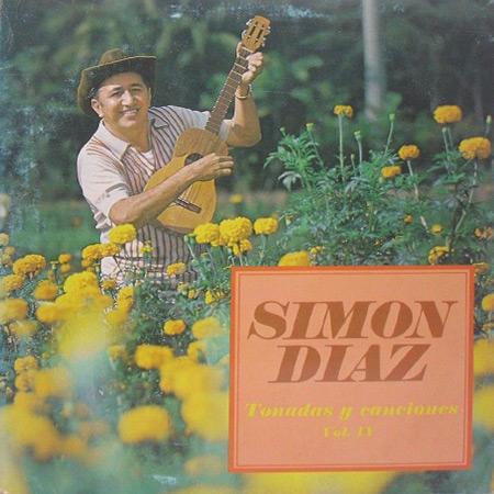 Tonadas y Canciones Vol. IV (Simón Díaz) [1978]
