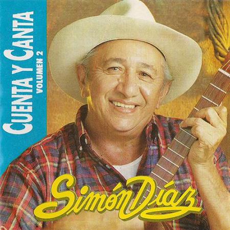 Cuenta y Canta Vol. 2 (Simón Díaz) [1994]