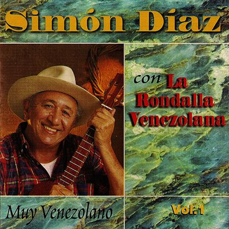 Muy Venezolano, Vol. 1 (Simón Díaz con La Rondalla Venezolana) [1995]