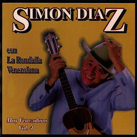 Muy Venezolano, Vol. 4 (Simón Díaz con La Rondalla Venezolana) [1999]