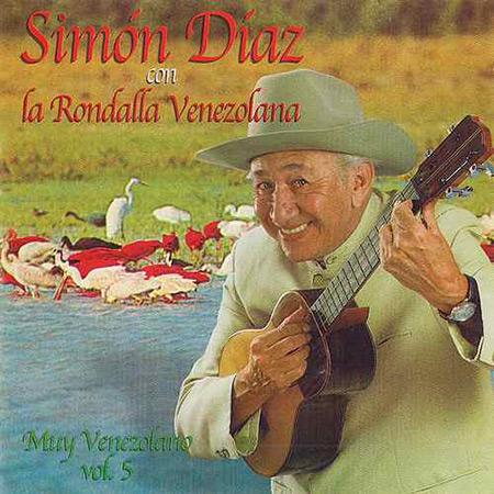 Muy Venezolano, Vol. 5 (Simón Díaz con La Rondalla Venezolana) [2000]