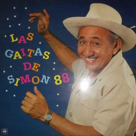 Las Gaitas de Simón 88 (Simón Díaz) [1988]