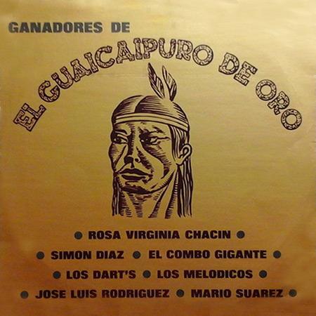 Ganadores de El Guaicaipuro de Oro (Obra colectiva) [1966]