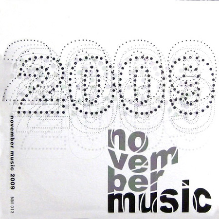 November Music 2009 (Obra colectiva) [2009]