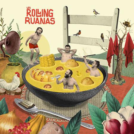 Sangre caliente (Los Rolling Ruanas) [2018]