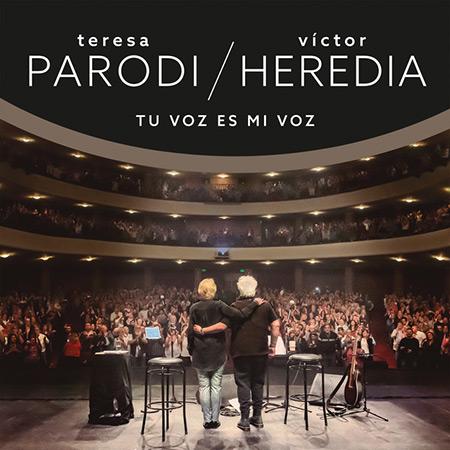 Tu voz es mi voz (Teresa Parodi y Víctor Heredia) [2019]