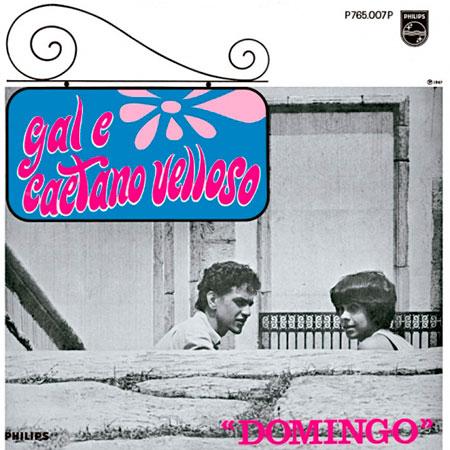 Domingo (Gal Costa - Caetano Veloso) [1967]