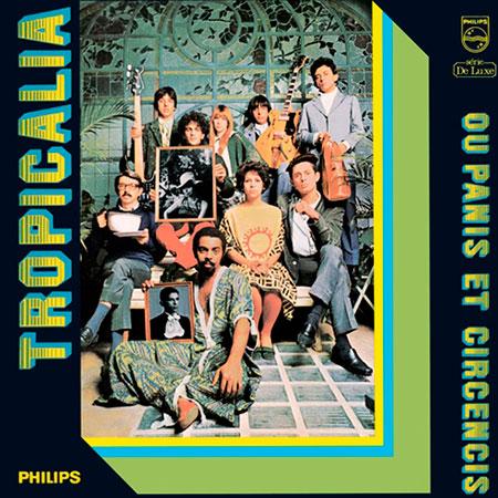 Tropicália ou Panis Et Circencis (Obra colectiva) [1968]
