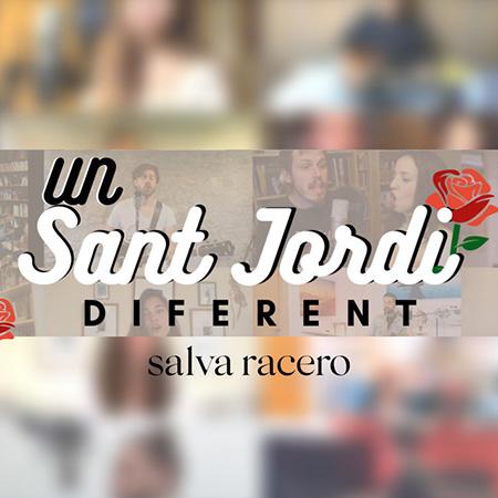 Un Sant Jordi diferent (Salva Racero) [2020]