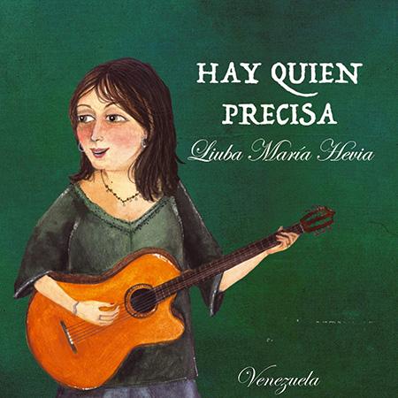 Hay quien precisa. CD 2 Venezuela (Liuba María Hevia - Cecilia Todd) [2015]