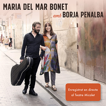 Maria del Mar Bonet amb Borja Penalba (Maria del Mar Bonet - Borja Penalba) [2020]