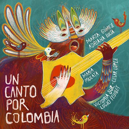 Un canto por Colombia (Obra colectiva) [2021]